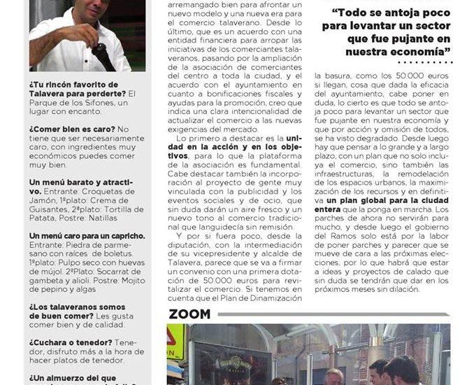 Cover Talavera, un café