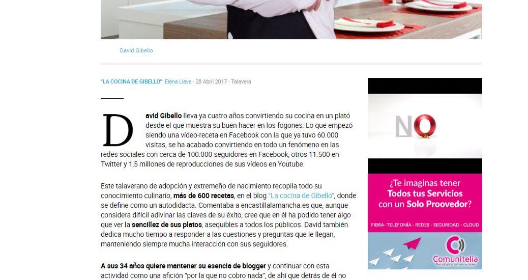 En Castilla la Mancha, youtube