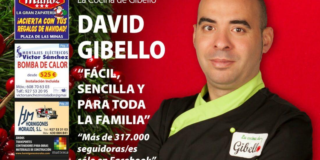Punto de encuentro, Entrevista David Gibello