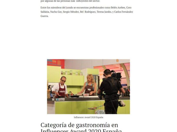 David Gibello Revista Apetito de Costa Rica